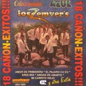 18 Cañón-Éxitos by Los Zemvers