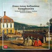 Hoffmeister: Symphonies by Orchestra Della Svizzera Italiana