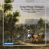 Telemann: The Complete Wind Concertos by Various Artists