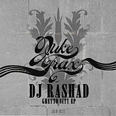 Ghetto City by DJ Rashad