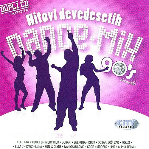 Srpski hitovi devedesetih - Serbian 90's Dance Mix by Various Artists
