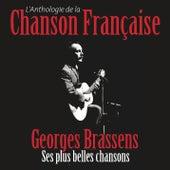 Anthologie de la chanson française de Georges Brassens
