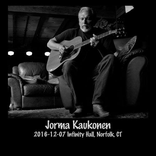 2016-12-07 Infinity Hall, Norfolk, CT (Live) von Jorma Kaukonen