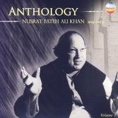 Anthology - Nusrat Fateh Ali Khan by Nusrat Fateh Ali Khan