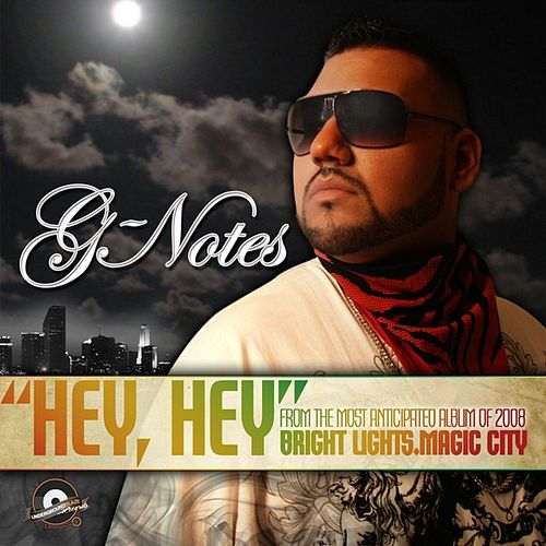 Hey! - Single by Gnotes