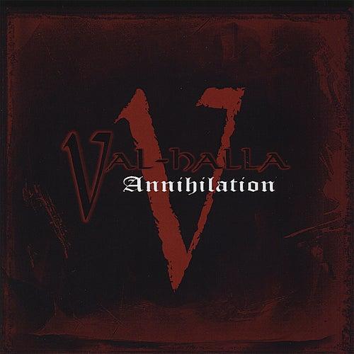 Annihilation by Valhalla