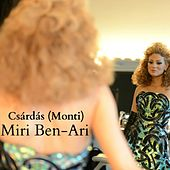 Csardas (Monti) by Miri Ben-Ari