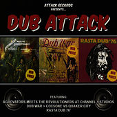 Dub Attack de The Aggrovators