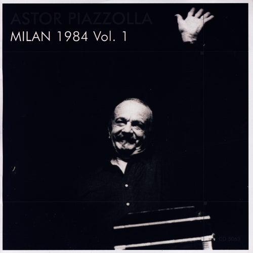 Milan 1984 Vol.1 by Astor Piazzolla