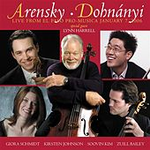 DOHNANYI, E.: Serenade in C major / ARENSKY, A.: String Quartet No. 2 (Live from El Paso Pro-Musica January 7, 2006) by Various Artists