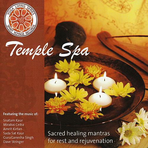 Yoga Living Series - Temple Spa by Various Artists
