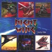 Nightwing 79-86 by NightWing