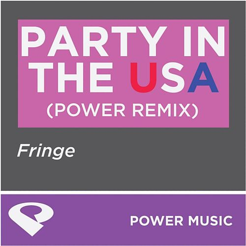 Party in the Usa-Ep by Fringe