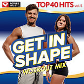 Biggest Loser Workout Mix - Top 40 Hits Vol. 5 (60 Min Non-Stop Workout Mix (128-132 BPM) ) by Various Artists