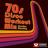 70s Disco Workout (60 Minute Non-Stop Workout Mix (135-150 BPM) ) by Various Artists