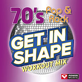 The Biggest Loser Workout Mix: 70's Pop & Rock (60 Minute Non-Stop Workout Mix (135-153 BPM) ) by Various Artists