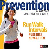 Prevention Magazine Workout Mix - Run Walk Intervals (60 Min Non-Stop Workout (125: 152 BPM) ) by Various Artists