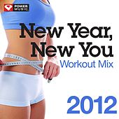 New Year New You Workout Mix 2012 (60 Min Non-Stop Workout Mix (130 BPM) ) by Various Artists