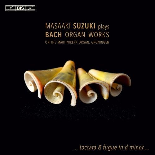 J.S. Bach: Organ Works von Masaaki Suzuki