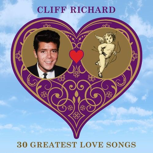 30 Greatest Love Songs di Cliff Richard