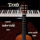 Texts for Guitar & Piano de Robert Fields