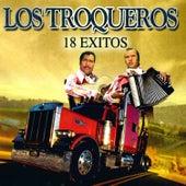 18 Exitos by Los Troqueros