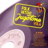 Folk Hitovi Jugotona Vol. 4 de Various Artists