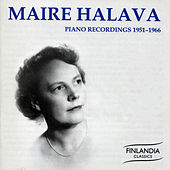 Piano Recordings 1951-1966 by Maire Halava