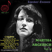 Martha Argerich Live, Vol. 4 von Various Artists