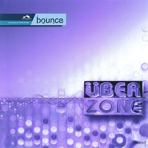 Bounce [CD/12'] by Uberzone