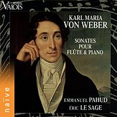 Von Weber: Sonates pour flûte & piano (Arr. for Flute and Piano) by Emmanuel Pahud