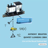 Live at the Royal Festival Hall by Anthony Braxton