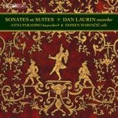 Sonates & Suites de Dan Laurin