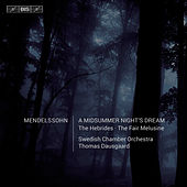 Mendelssohn: A Midsummer Night's Dream, The Hebrides & The Fair Melusine von Various Artists
