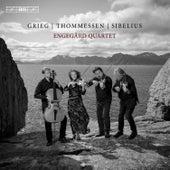 Grieg, Thommessen & Sibelius: String Quartets von Engegård Quartet