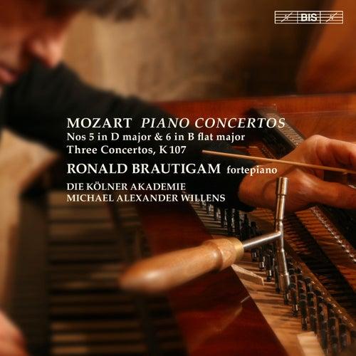 Mozart: Piano Concertos by Ronald Brautigam
