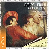 Boccherini: Sei trii opera 47 by Europa Galante Fabio Biondi