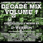 Hard Kryptic Records Decade Mix, Vol. 1 by Various Artists