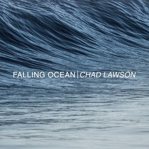 Falling Ocean by Chad Lawson