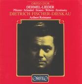 Lieder nach Texten von Richard Dehmel by Dietrich Fischer-Dieskau