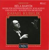 Bartók: Music for Strings, Percussion & Celesta, Sz. 106 and Concerto for Orchestra, Sz. 116 von Symphonie-Orchester des Bayerischen Rundfunks