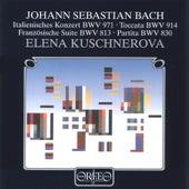 Bach: Piano Works von Elena Kuschnerova