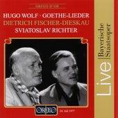 Wolf: Gedichte von J.W. v. Goethe von Dietrich Fischer-Dieskau