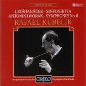 Janáček: Sinfonietta, JW VI/18 - Dvořák: Symphony No. 6 in D Major, Op. 60 von Symphonie-Orchester des Bayerischen Rundfunks