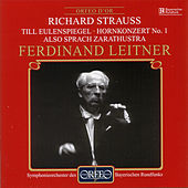 R. Strauss: Symphonic Poems & Horn Concerto No. 1 von Various Artists
