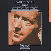 Dessau: Lieder by Various Artists