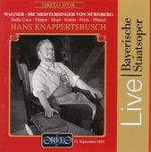 Wagner: Die Meistersinger von Nürnberg von Ferdinand Frantz