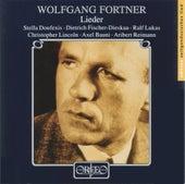 Fortner: Lieder by Various Artists