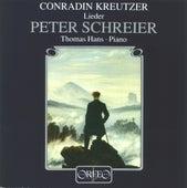 Kreutzer: Lieder von Peter Schreier