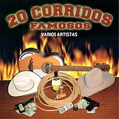 20 Corridos Famosos, Vol. 1 by Various Artists